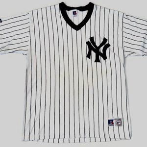 Russell Athletic New York Yankees Baseball Jersey